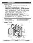 36 DV XL Owner's Manual - Travis Industries Dealer Services Login ... - Page 7