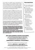 Le Medef ne fera pas la loi - Pcf - Page 2