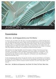Pressemitteilung - Dachmarkenforum