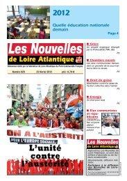 de Loire Atlantique - Pcf