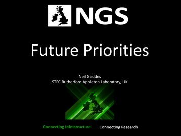 Future of NGS CB 071210.pdf - National Grid Service (NGS)
