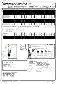 samon gd230.pdf - Oy Combi Cool Ab - Page 2