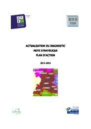 Territoire de l'Ardèche verte - diagnostic et enjeux pour 2013