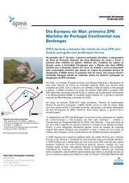 Dia Europeu do Mar: primeira ZPE Marinha de Portugal ... - FAME