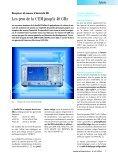 Actualites de Rohde & Schwarz - Page 7