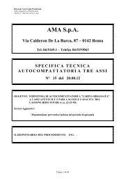 Allegato 6 - Specifica tecnica 3 assi - Ama