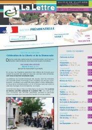 ÉLECTION PrésiDentieLLe - Mairie de Clapiers