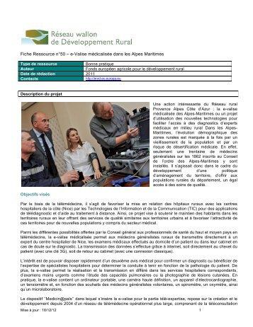 FRess50_France_evalise - Réseau wallon de Développement rural