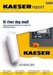 BLUecoMPETENCE - KAESER Kompressorer