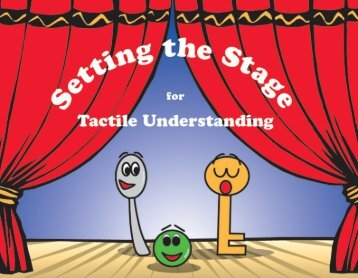 Setting the Stage for Tactile Understanding - American Printing ...