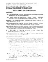Venda de Arroz (.pdf) - Conab