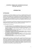 contrat urbain de cohesion sociale gap 2007-2012 - Ville de Gap - Page 4