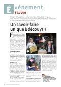 Le Monde des artisans en Savoie n°96 - Septembre / Octobre 2013 - Page 4