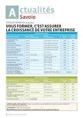 Le Monde des artisans en Savoie n°96 - Septembre / Octobre 2013 - Page 6