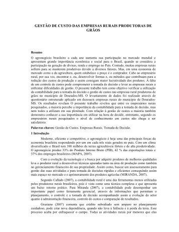 0076830 - CCN - Departamento de Ciências Contábeis