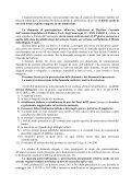cliccare per scaricare bando - Azienda Ospedaliera di Padova - Page 2