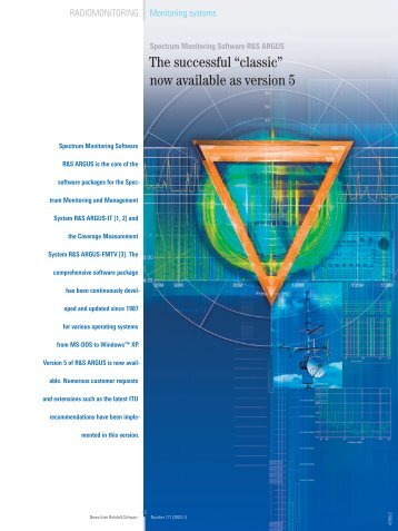 Download article as PDF (0.6 MB) - Rohde & Schwarz UK