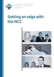 Getting an edge with the NCC - Motorhome and Caravan Show