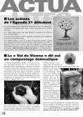 Octobre 2011 Bulletin municipal n°32 - Saint-Priest-sous-Aixe - Page 6