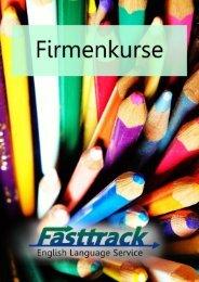 Firmenkurse - Fasttrack Language Services