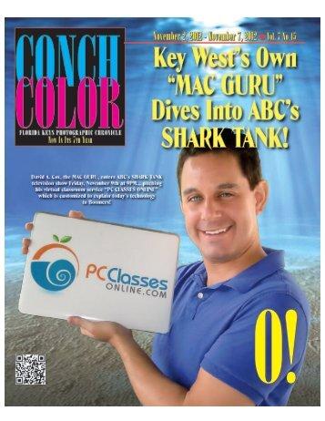 November 2, 2012 - November 7, 2012 Vol. 7 No 45 - SnapPages