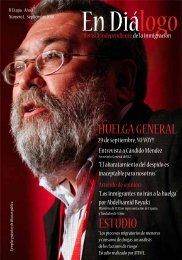 En Diálogo número 1. Revista Independiente de la Inmigración - Eapn