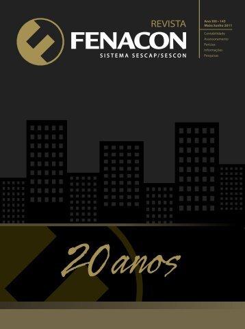 REVISTA - Fenacon