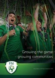 FAI Annual Review 2014