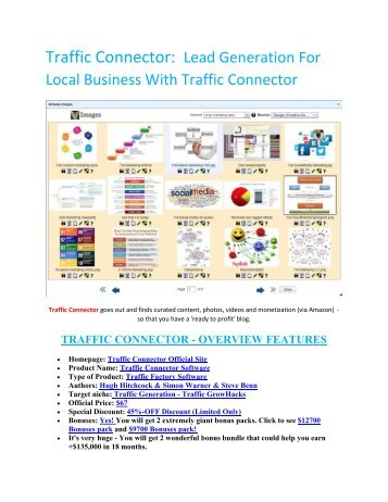 Traffic Connect DETAIL review and GIANT Bonus