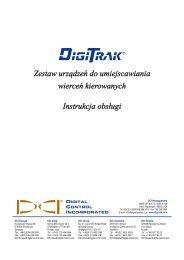 Umiejscawianie - Digital Control Inc.