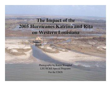 West Louisiana - Karen A. Westphal