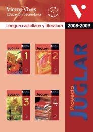Juglar Islas Canarias 2008-2009 - Vicens Vives