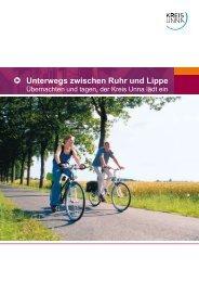 Unterwegs zwischen Ruhr und Lippe - Kreis Unna