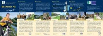 Informationen finden Sie in unserem Flyer: Hier - Region Bocholter Aa