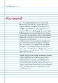 Publicatie boekje - Innovatief in Werk - Page 6