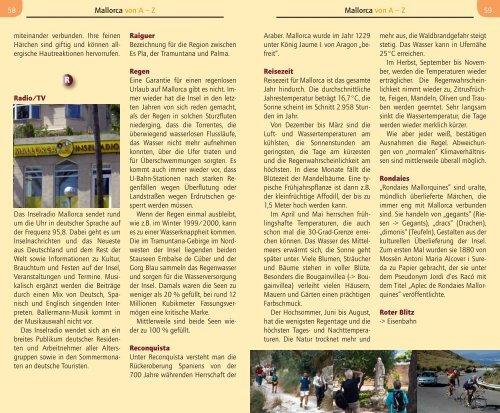 Mallorca - Reisebuch