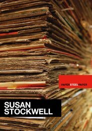 Exhibition Catalogue - Susan Stockwell