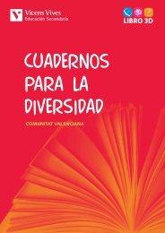 cuadernos para la diversidad - Vicens Vives