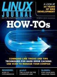Linux Journal | September 2013 | Issue 233
