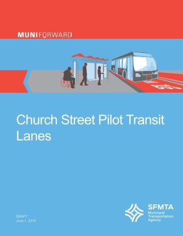 Church Street Pilot Report v5
