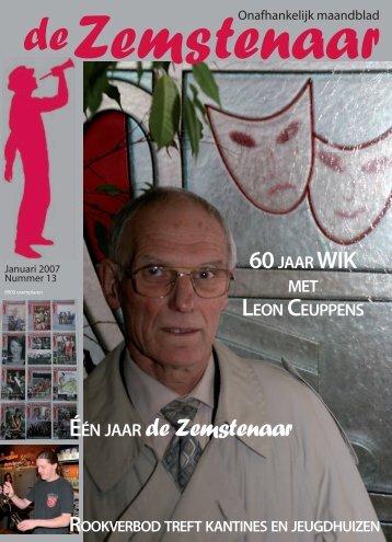 1980 Zemst Tel.: 015/61.11.22 WILLY BECQ - De Zemstenaar