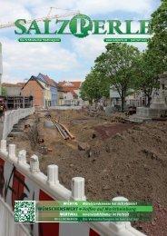SALZPERLE - Stadtmagazin Schönebeck (Elbe) - Ausgabe 06+07/2015