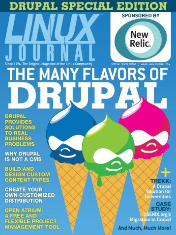 Linux Journal | Drupal Issue | Special Supplement