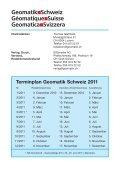 Insertionspreise 2011 - Geomatik Schweiz - Seite 2