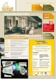 academie.waasmunster@skynet.be • Via de website: vanaf 1 juli ...