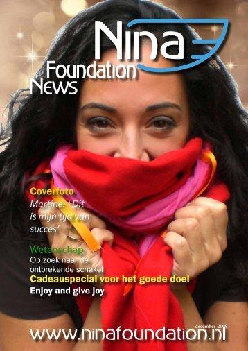 Dit is mijn tijd van succes - Nina Foundation