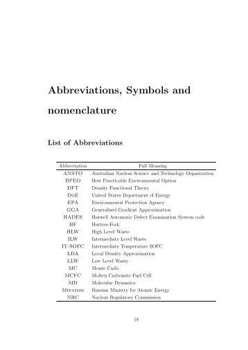Symbols Abbreviations Medical And Case Management