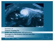 See Fema Funding - Comite Resources