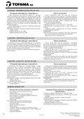 Katalog ARMATURA 2011 WERSJA POLSKO - ANGIELSKA - Page 6
