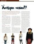 projekt i tiden - Sveriges Museer - Page 4